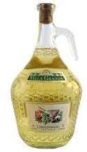 Вино столовое белое полусладкое «Шардоне»
