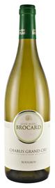 Вино белое сухое «Jean-Marc Brocard Chablis Grand Cru Bougros» 2003 г.