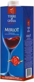 Вино красное сухое «Merlot Terre di Ghiaia»