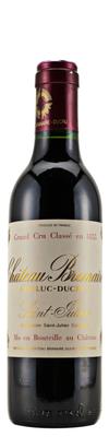 Вино красное сухое «Chateau Branaire-Ducru Grand Cru Classe, 0.375 л» 2007 г.