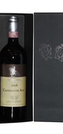 Вино красное сухое  «Castello di Ama Chianti Classico Riserva» 2009 г. в подарочной упаковке