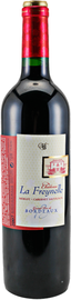 Вино красное сухое «Chateau La Freynelle» 2013 г.
