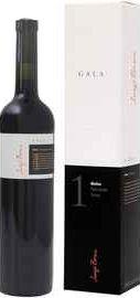 Вино красное сухое «Gala 1» 2012 г. в подарочной упаковке