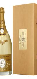 Шампанское белое брют «Louis Roederer Cristal» 2002 г. в деревянной коробке