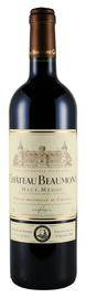Вино красное сухое «Chateau Beaumont Haut-Medoc AOC Cru Bourgeois Superieur» 2011 г.