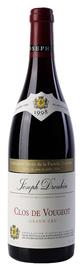 Вино красное сухое  «Clos de Vougeot Grand Cru» 1998 г.