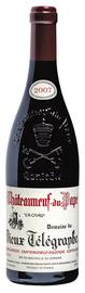 Вино красное сухое «Chateauneuf-du-Pape Vieux Telegraphe La Crau» 2011 г.