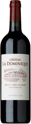 Вино красное сухое «Chateau La Dominique Saint Emilion Grand Cru Class» 2007 г.