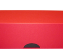 Коробка  «Guangzhou Yifeng» красная