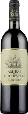 Вино красное сухое «Amiral De Beychevelle» 2012 г.