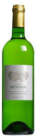 Вино белое сухое «Chateau Reynon» 2011 г.