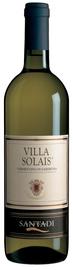 Вино белое сухое  «Villa Solais» 2014 г.
