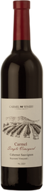 Вино красное сухое «Carmel Single Vineyard Cabernet Sauvignon» 2011 г.