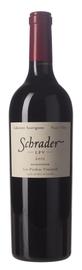 Вино красное сухое «Schrader LPV Cabernet Sauvignon» 2012 г.