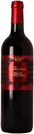 Вино красное сухое «Chateau Fourcas-Borie» 2009 г.