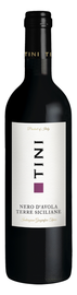Вино красное сухое «Caviro Tini Nero D'Avola Terre Siciliane»