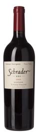 Вино красное сухое «Schrader RBS Cabernet Sauvignon» 2012 г.