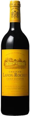 Вино красное сухое «Chateau Lafon Rochet Grand Cru Classe, 0.75 л» 2008 г.