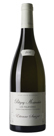 Вино белое сухое «Puligny-Montrachet Premier Cru Les Folatieres» 2009 г.