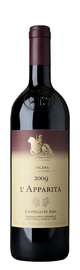 Вино красное сухое  «L`Apparita» 2009 г.