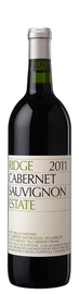 Вино красное сухое «Cabernet Sauvignon Estate» 2011 г.
