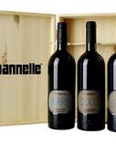 Вино красное сухое  «Solare» деревянном футляре