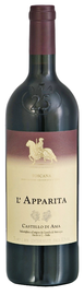 Вино красное сухое  «L`Apparita» 2008 г.