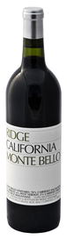 Вино красное сухое «Monte Bello» 2011 г.
