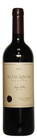 Вино красное сухое «Altagracia» 2011 г.