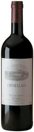 Вино красное сухое  «Ornellaia» 2009 г.