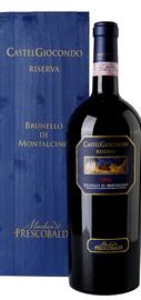 Вино красное сухое  «Brunello di Montalcino Castelgiocondo» 2006 г. в подарочной упаковке