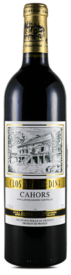 Вино красное сухое  «Cahors» 1981 г.
