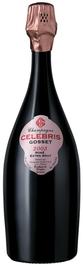 Шампанское розовое экстра брют «Gosset Celebris Rose Extra Brut» 2007 г.