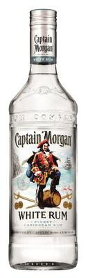 Ром «Captain Morgan White Rum, 0.5 л»
