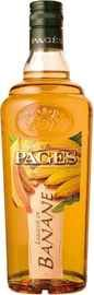 Ликер «Pages Banane»