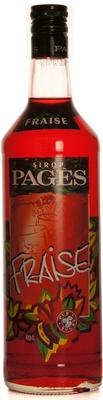 Ликер «Pages Strawberry»