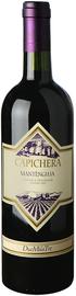 Вино красное сухое «Mantenghja» 2009 г.