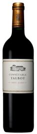Вино красное сухое «Connetable de Talbot» 2012 г.