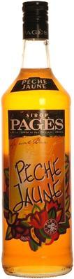 Сироп «Pages Peach, 1 л»