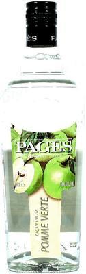 Ликер «Pages Pomme Verte»