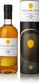 Виски «Yellow Spot 12 Year Old» в тубе