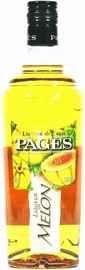 Ликер «Pages Melon»