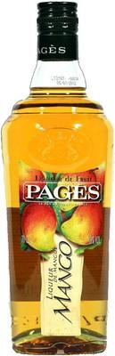 Ликер «Pages Mango»