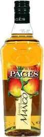 Ликер «Pages Mango»