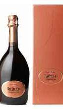 Шампанское розовое брют  «Ruinart Rose» набор из 2-х бутылок, в подарочной упаковке