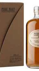 Виски «Nikka Pure Malt Black» в подарочной упаковке