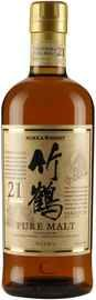 Виски «Nikka Taketsuru Pure Malt 21 Years Old»