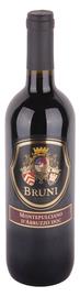 Вино красное сухое «Bruni Montepulciano d'Abruzzo» 2014 г.