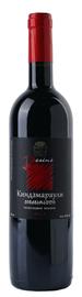 Вино красное полусладкое «Kindzmarauli» 2014 г.