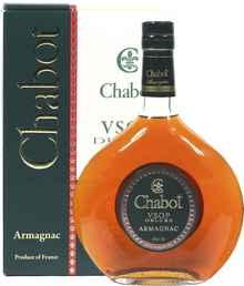 Арманьяк «Chabot VSOP Deluxe» в подарочной упаковке